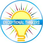 Exceptional Thinkers TPT Store Logo